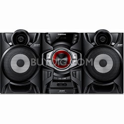 MX-F630B - 220W 2 Channel Mini Bluetooth Audio System CD/MP3/CD-RW/WMA