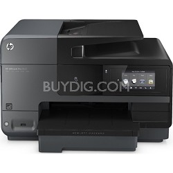 Officejet Pro 8620 e-All-in-One Wireless Color Printer - USED