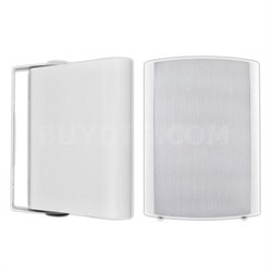"5.25"" 8-Ohm Outdoor Speaker in White - AP520Transformerwht"