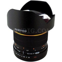 14mm F2.8 IF ED Super Wide-Angle Lens for Sony A - OPEN BOX