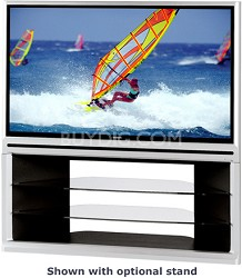 """50HM66- 50"""" DLP Rear Projection HDTV + w/ CableCard Slot and dual HDMI inputs"""