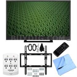 D28h-C1 - 28-Inch Full HD 720p 60Hz LED HDTV Flat/Tilt Wall Mount Bundle