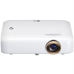PH550 HD Projector W/ Bluetooth Sound, Built-in Battery, Wireless Screen Share