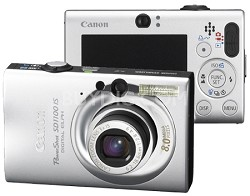 Powershot SD1100 Digital Camera (Silver)