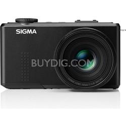 DP3 Merrill Compact Digi Cam w Foveon X3 46MP Sensor & 50mm F2.8 Lens - OPEN BOX