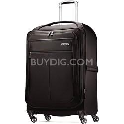 """MIGHTlight 30"""" Ultra-lightweight Spinner Luggage - Black"""