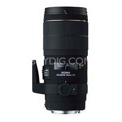 180mm F3.5 APO Macro EX DG IF HSM For Canon EOS