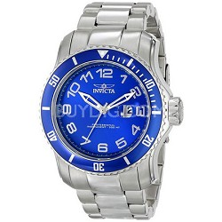 Men's Pro Diver 48.8mm Stainless Steel Blue Dial PC32 Quartz 15073