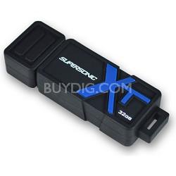 Ruggedized Supersonic Boost XT 32 GB USB 3.0 Flash Drive - Up to 150MB/sec