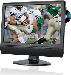 "22"" ATSC Digital TV/Monitor with DVD Player & HDMI Input"