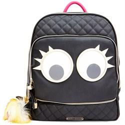 Googly Moogly Backpack - Black