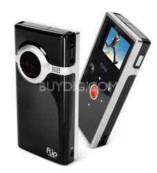 MinoHD F460 - Black, 4GB HD Camcorder - Factory Recertifed