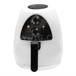 Black & Decker Air Fryer in White - HF100WD