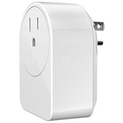Aeotec Z-Wave Smart Energy Plug In Dimmer, 2nd Edition - DSC25-ZWUS