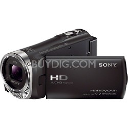 HDR-CX330/B Entry Level Full HD 60p Camcorder - OPEN BOX