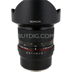 FE14M-FX 14mm f/2.8 IF ED MC Aspherical Super Wide Angle Lens for Fuji X