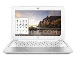"11-2110nr 11.6"" HD Chromebook PC - Intel Celeron N2830 Proc - OPEN BOX"