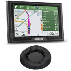 Drive 50LMT GPS Navigator (US and Canada) Friction Mount Bundle