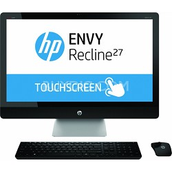 """ENVY Recline TouchSmart 27"""" 27-k119 All-In-One PC Intel i7-4765T - Refurbished"""
