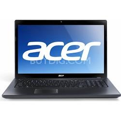 "Aspire AS7739Z-4008 17.3"" Notebook PC - Intel Pentium Dual-Core Processor P6200"