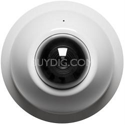 YCEB03 - EyeBall Wireless/PoE Mini-Dome Internet IP Camera, 2-Way Audio