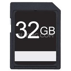 32GB SDHC Class 10 High Speed Memory Card