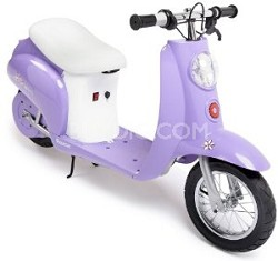 Pocket Mod Betty Miniature Euro Electric Scooter Purple