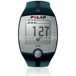 FT1 Heart Rate Monitor (Blue)