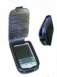Fitted Leather Case for iPaq 2200 Series /  Zire 72