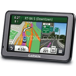 "nuvi 2455LT 4.3"" GPS Navigation System with Lifetime Traffic Updates"