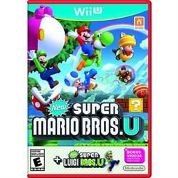 Super Mario Bros U Luigi WiiU