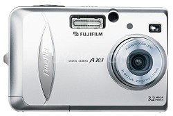 Finepix A303 DIGITAL CAMERA