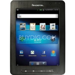 """SuperNova 8"""" Capacitive Touch Android Tablet - R80B400 - OPEN BOX"""