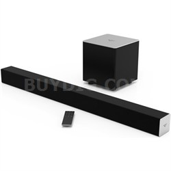 SB3821-C6 - 2.1ch Bluetooth Sound Bar w/ Wireless Subwoofer - OPEN BOX