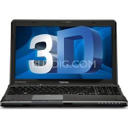 "Satellite 15.6"" A665-3DV11 Notebook PC Intel Core i5-2300 Processor - OPEN BOX"