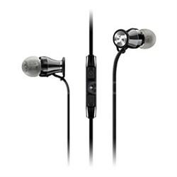 Momentum In-Ear Headphones for iOS Devices - Black/Chrome (506814)