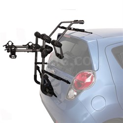 Over-The-Top Trunk Mounted Bike Rack, 2 Bikes - F2-2 - OPEN BOX