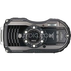 WG-3 16MP Black Waterproof Shockproof Crushproof Digi Cam - OPEN BOX