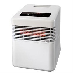 Honeywell Digital Infrared Heater in White - HZ-960