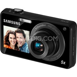 ST700 Dualview 16MP Black Digital Camera
