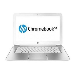 "14.0"" HD LED 14-q070nr Chromebook PC - Intel Celeron 2955U Processor"