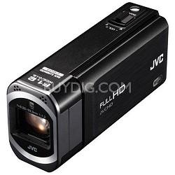 "GZ-VX700BUS - HD Everio Camcorder 3.0"" Touchscreen 10x Zoom f1.2 Wifi (Black)"
