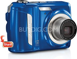 EasyShare C143 12MP 2.7 inch LCD Digital Camera - Blue