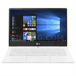 """13Z970-U.AAW5U1 gram Intel i5 8GB RAM 256GB SSD 13"""" Laptop, White"""