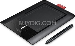Bamboo Pen & Touch Small Tablet CTH460