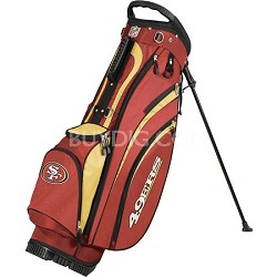 NFL San Francisco 49ers Golf Carry Bag