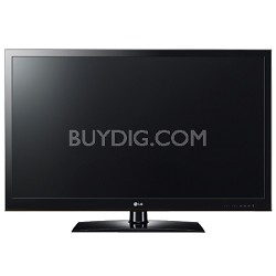42LW5300 3D 1080p LED LCD HD TV with 3D Blu-ray Player Included
