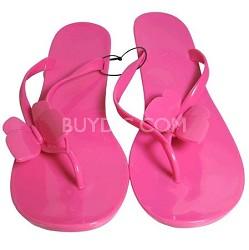 Jelly Sandals Pink Size Medium (7/8)