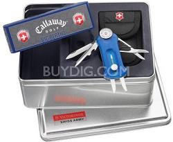 Golf Tool/ Calloway Golf Ball Set - Sapphire (3.40inch)
