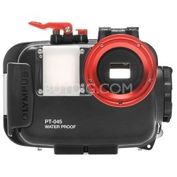 PT-045 Underwater Housing for the Stylus Tough 8000 Camera